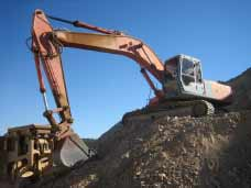 Excavator Equipment Valuations
